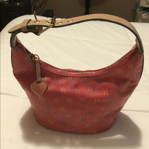 Dooney & Bourke mini shoulder bag